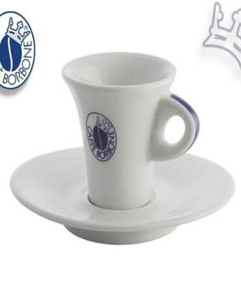 Tazzina e Piattino Caffè Borbone