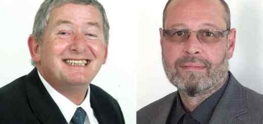 Die CAFM- und CAD-Pioniere Peter Bien (li.) und Eric Link sprechen auf dem Fachsymposium CAFM zu Betreiberverantwortung