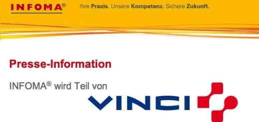 Der französische Baukonzern Vinci übernimmt Imtech ITC und damit auch Infoma