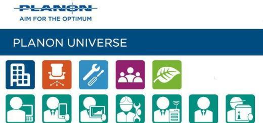Viele Welten, ein Universe –mit dem Slogan zur INservFM 2016 verweist Planon auf die Integrationstiefe ihrer CAFM-Software