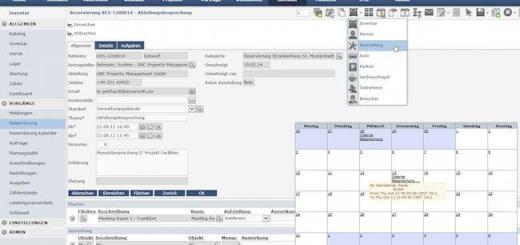Mit einer neuen Schnittstelle integriert Axxerion jetzt Outlook in sein Reservierungs-Management
