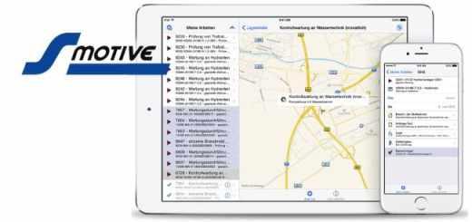 Eine iPad- und iPhone-Komponente für den Zugriff auf ihr Web-Portal haben sMotive jetzt vorgestellt