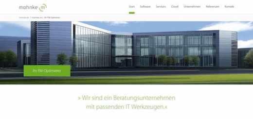 Luftig, zugänglich, grün – das ist die neue Website von mohnke (m)