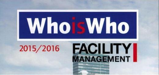 Das neue Who-is-Who Facility Management wirft auch einen Blick auf die Zukunft von CAFM
