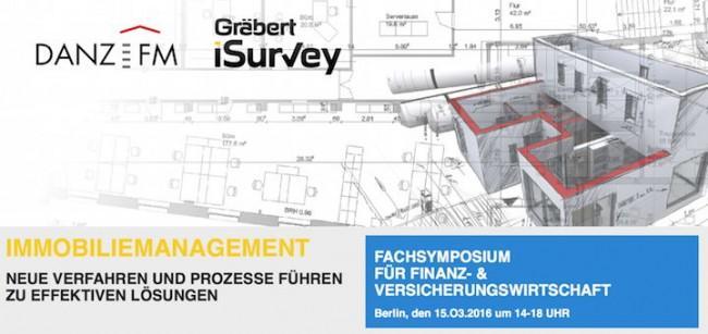 Ein Fachsymposium für die Finanz- und Versicherungswirtschaft bieten DanzFM und Graebert iSurvey im März in Berlin an