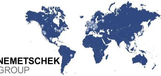 Ihre globale Ausrichtung unterstreicht die Nemetschek Group jetzt mit der Umfirmierung in eine Europäische Aktenengesellschaft (SE)