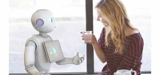 Der Roboter Pepper, der auf menschliches Verhalten reagiert, ist Thema einer Keynote auf dem Messeforum der INservFM 2017