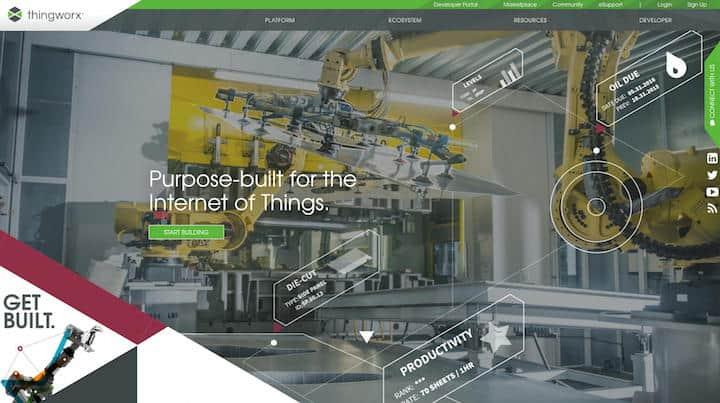 Mit Plattformen wie Thingworx lassen sich IoT und AR zu Nutzen stiftenden Anwendungen verbinden, meint Autor Ellenrieder von Hersteller PTC
