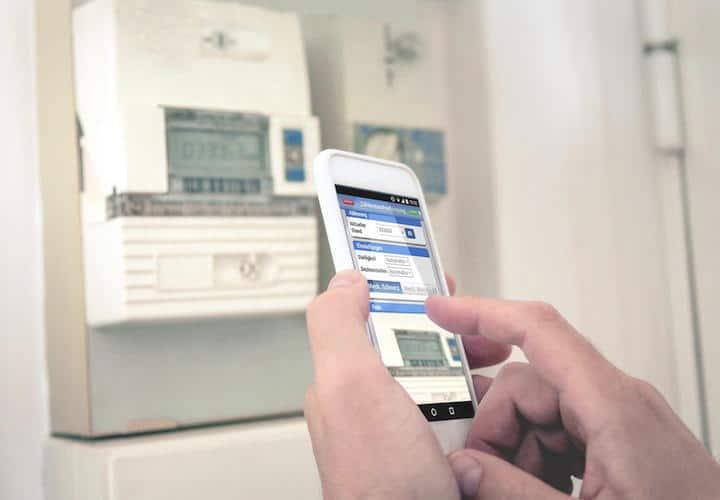 Mit  Schrifterkennung und Beweisfoto: Durch die Integration von Pixolus-Technologie ist Imsware.Energy sehr einfach zu nutzen