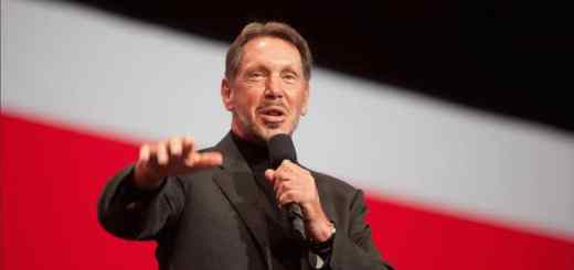Larry Ellision, CEO von Oracle, kündigt Neuerungen für Cloud-Kunden an - Foto: Oracle PR/Hartmann Studios; Lizenz CC BY 2.0; Beschnitt: CAFM-News