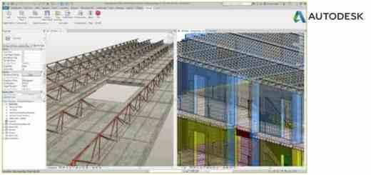 Autodesk erweitert Revit um ein Element für die automatische Verarbeitung von Fertigteilen