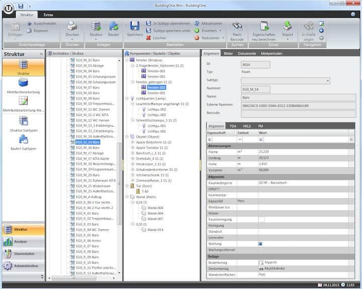 OneTools hat seine Software BuildingOne um neue Funktionen erweitert