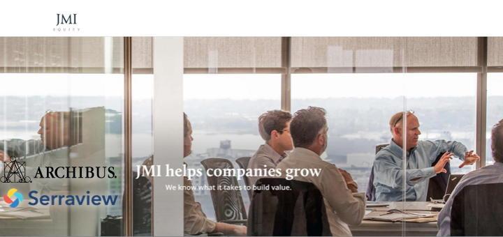 Der IT-Investor JMI hat Archibus und Serraview zusammen geführt