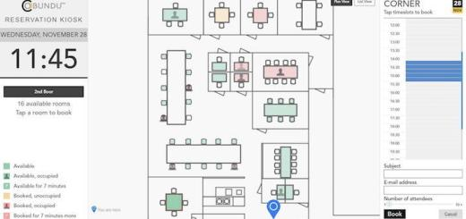 Im Verbund mit Cobundu hat MCS ein Raumreservierungs-System auf den Markt gebracht