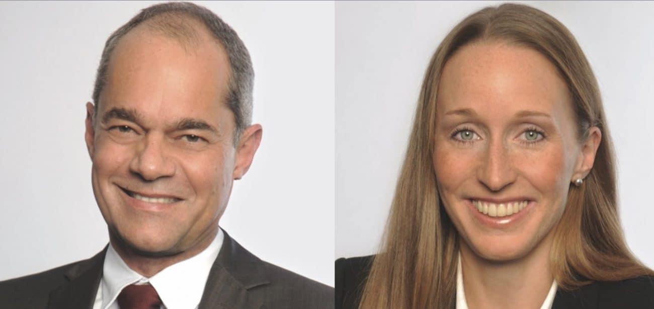 Bernhard Ruess und Simone Pfisterer geben Einblick in den aktuellen Stand der Servparc 2019