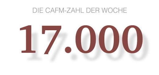 Die CAFM-Zahl der Woche ist die 17.000 für die Quadratmeter Ausstellungsfläche der neuen Messe digitalBAU