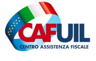 CAF UIL nazionale logo