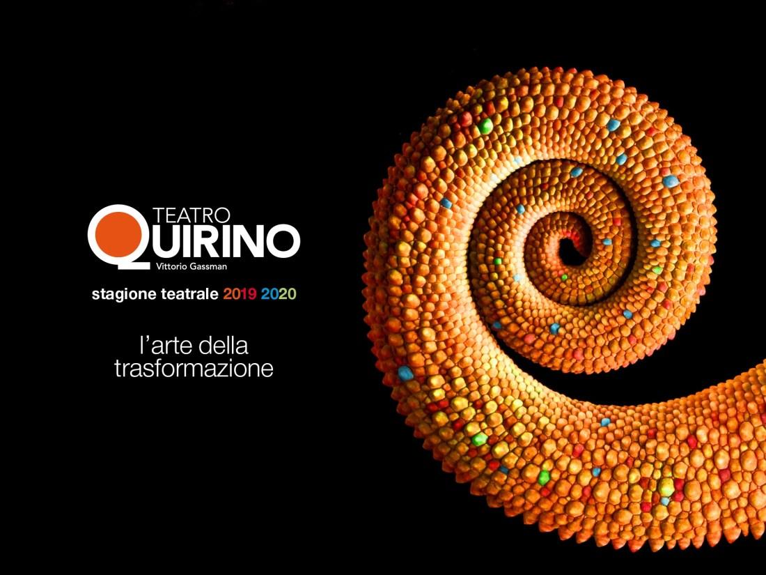 teatro quirino stagione 2019-2020
