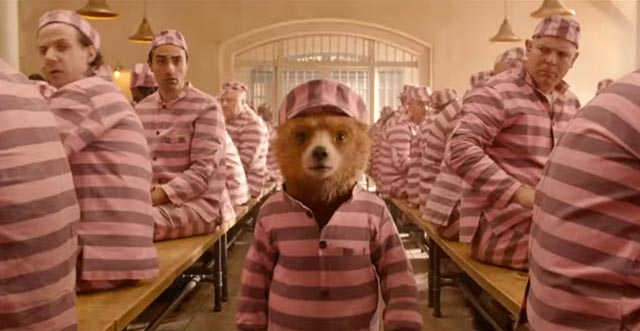 Image result for paddington 2 prison