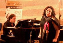 Marianna Pizzolato a Materadio