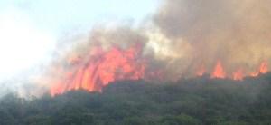 Rovente fine settimana in Sardegna, allarme incendi