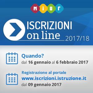 Scuola. Tempo di iscrizioni online 2017/2018, come fare?