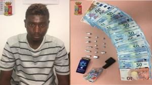 Cagliari. Quartiere Marina arresti per spaccio e furto in un bar