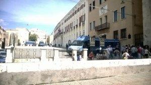 Cagliari. Arriva Matteo Salvini, città  blindata
