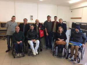 """Cagliari. Al Marconi una giornata all'insegna dell'inclusione sociale: """"No alle barriere, sì alle diverse abilità"""""""