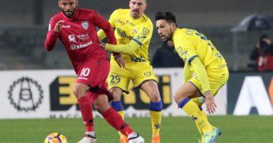 Cagliari battuto 2-1 al Bentegodi dal Chievo