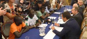 Salvini: «Contrasterò la mafia paese per paese»