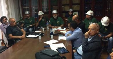 Eurallumina, meeting fra Regione, sindacati e azienda