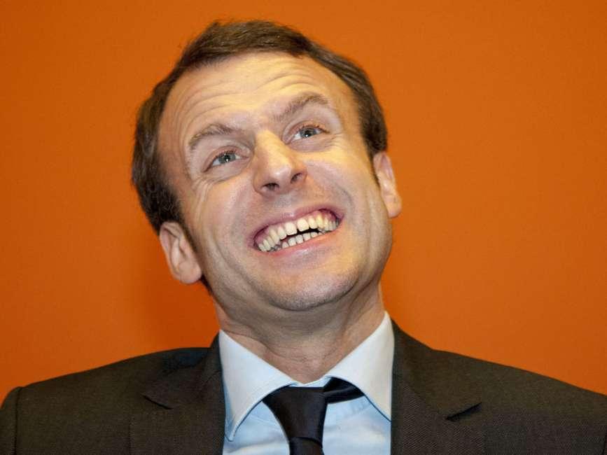 I francesi sconfinano ancora. Macron falso come Giuda