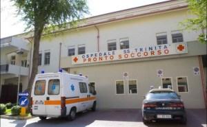 """Pronto soccorso """"only Covid"""" all'ospedale Santissima Trinità di Cagliari"""