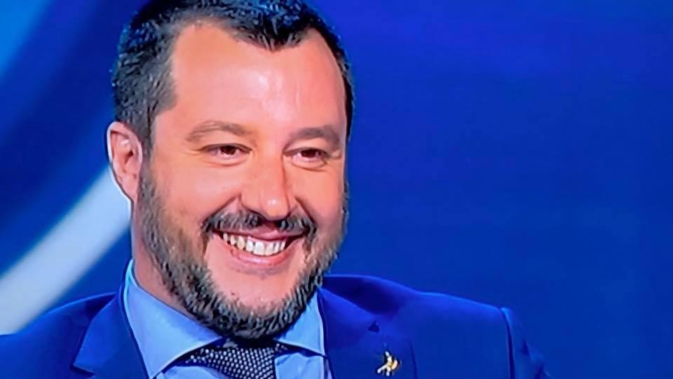 Il ministro degli Interni Matteo Salvini sarà in Sardegna il 22 e 23 novembre