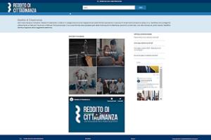 Reddito di cittadinanza: un sito dedicato e URP online del Ministero