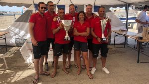 Vela: campionato italiano degli Ingegneri, vincono i cagliaritani