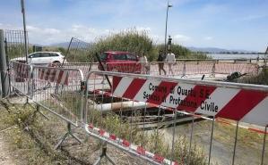 Quartu S.Elena – Ricostruzione del ponte sul canale Perdalonga