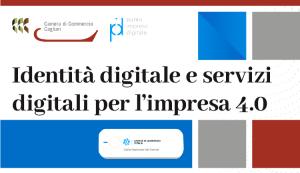 """Identità digitale e servizi digitali per l'impresa 4.0"""