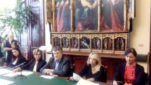 Feminas, dichiarazioni presidente del Consiglio comunale Tocco