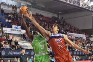 Basketball Champions League: la Dinamo Sassari giocherà contro il San Pablo Burgos