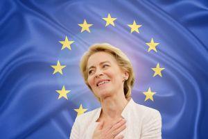 """Le scuse di Ursula von der Leyen: """"Italia siamo con voi"""""""