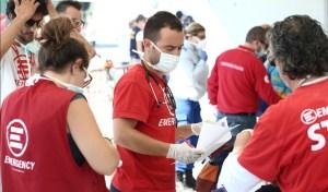 Lotta anti-Covid: EMERGENCY impegnata in aiuto delle RSA del Piemonte