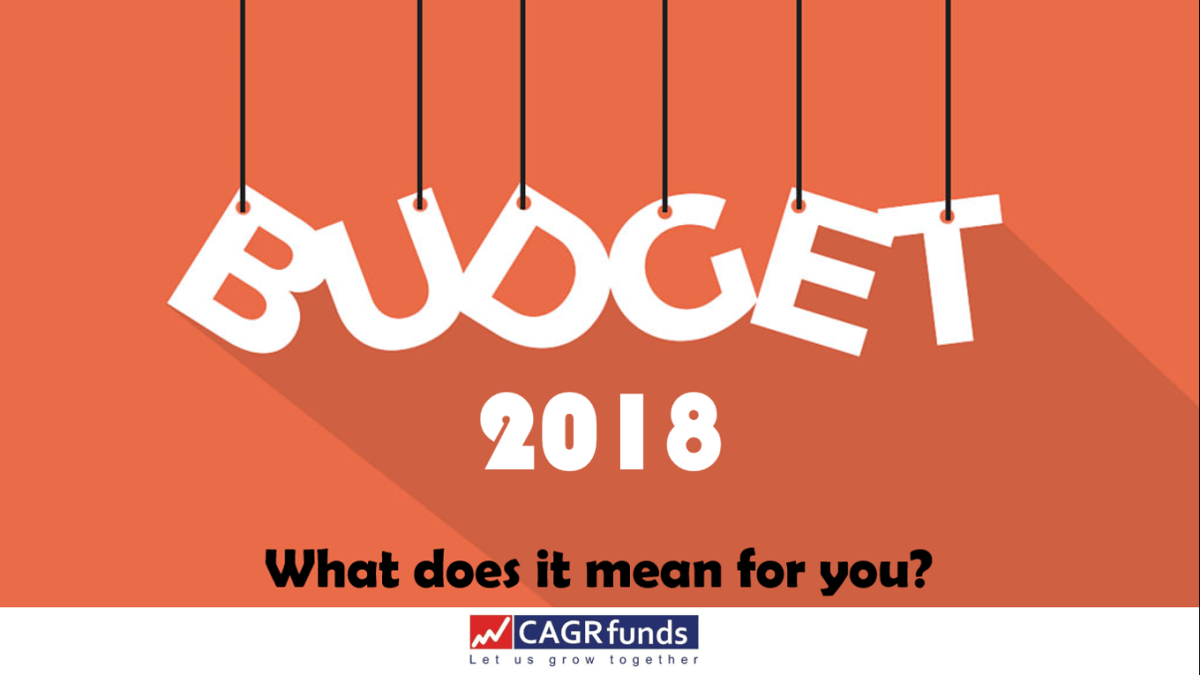 Budget 2018: What should investors be doing?
