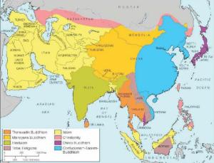 Dinamika Penduduk Asia