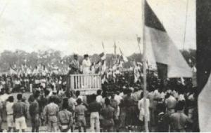 Sambutan Rakyat terhadap Proklamasi