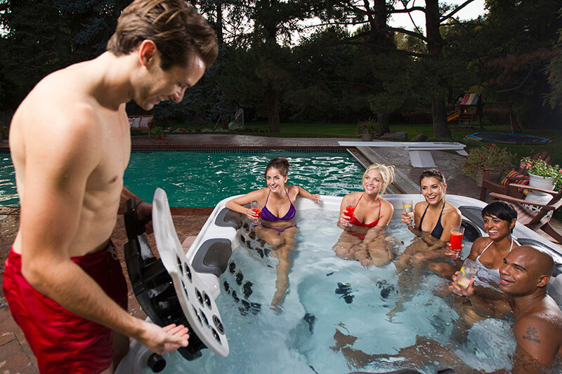 hot tubs in South Bay