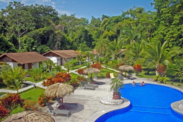 Suizo Loco Lodge en Cahuita