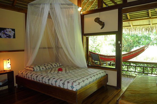 Alby Lodge Bungalows en Cahuita