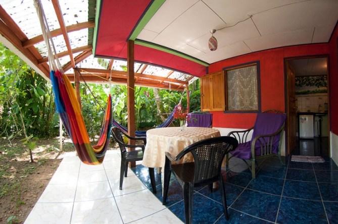 Centro Turístico Brigitte en Cahuita